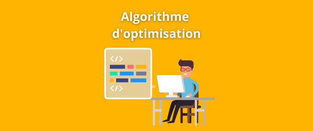 Algorithme doptimisation 1