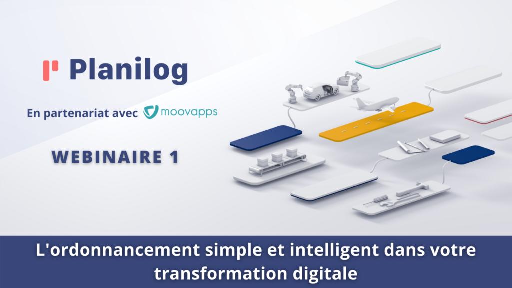 L'ordonnancement simple et intelligent dans votre transformation digitale