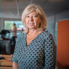 Sylcie AZAIS - Directrice des Opérations Planilog